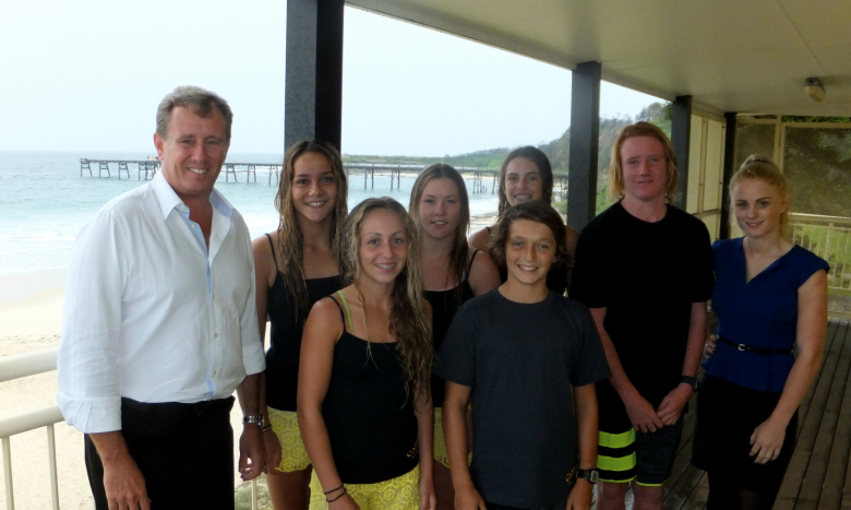 Good luck at the Aussie titles Catho SLSC!